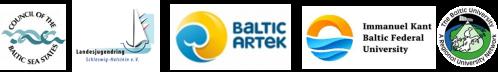 Logoreihe Baltic Artek